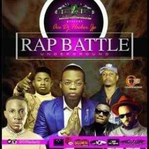 DJ Hacker Jp - Rap Battle Underground Mix